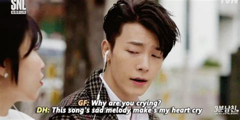 Boyfriend For 15 Minutes by Duckflyfly 3 Minutes Boyfriend Donghae The Emotional