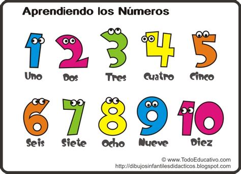imagenes infantiles numeros un pa 237 s llamado pequelandia n 250 meros de colores del 1 al 10