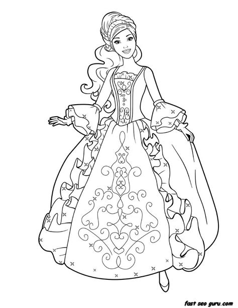 coloring pages for dress coloring page child princess 187 for girls 187 printable
