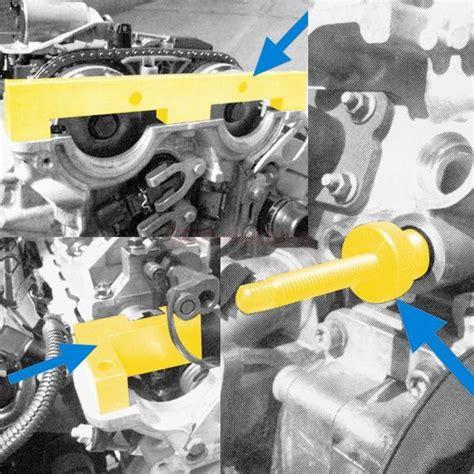 Bmw 1er E87 Zahnriemen by Steuerkette Wechsel Motor Werkzeug Nockenwellen Bmw 1er