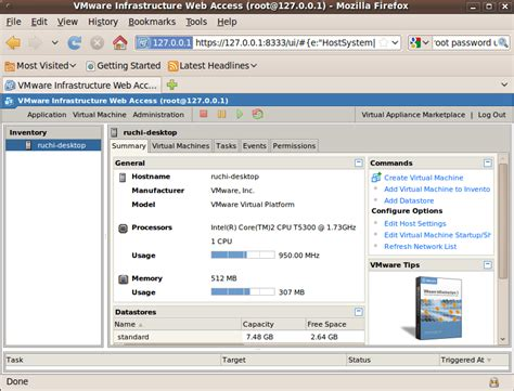 ubuntu awk tutorial c 243 mo instalar el servidor vmware 2 0 x en ubuntu 9 10