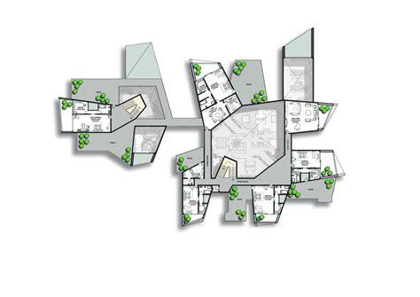 courtyard planning concept casa p 225 tio sanjay puri architects archdaily brasil