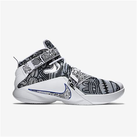 soldier basketball shoes buy nike zoom lebron soldier 9 le basketball shoes 810803 014