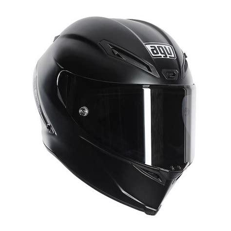 Helm Agv Black matte black