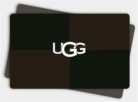 ugg 174 official site gift cards - Uggs Gift Card