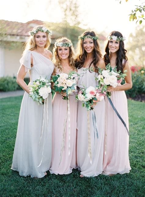Garden Wedding Hairstyles For Bridesmaids by 5690 Best Bridesmaid Style Images On