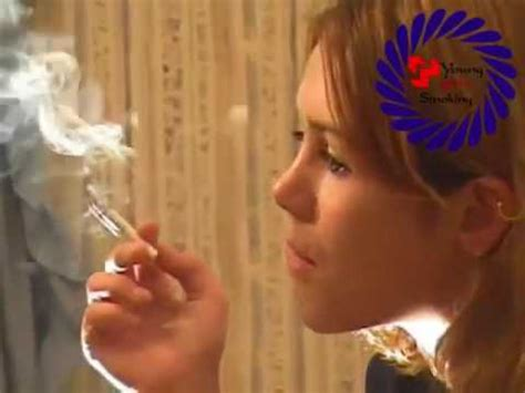 very young little girls smoking young girl smoking 2 cigarettes at once 4 mp4 youtube
