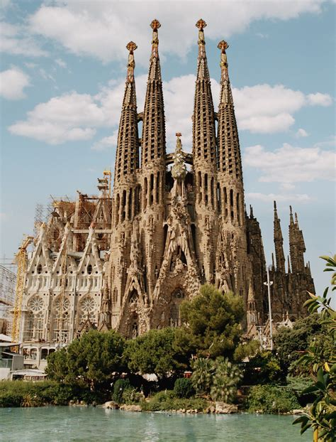 the sagrada familia gauds la sagrada familia barcelona spain see it completed my