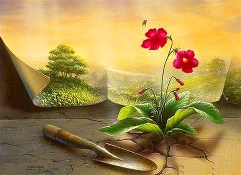 Imagenes De Rosas Surrealistas | im 225 genes arte pinturas paisajes surrealistas