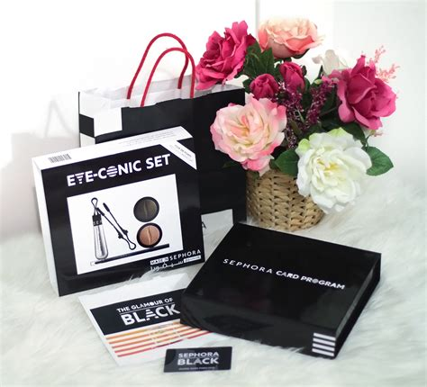 Sephora White Card Birthday Gift - best membership programmes for shopaholics scene sg