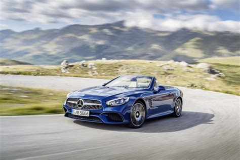 mercedes classes order 2017 mercedes e class slc and sl are now available