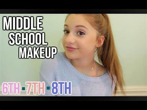 7th Grade Bangs Ideas | middle school makeup 6th 7th 8th grade youtube