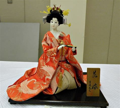 japanese wedding dolls local style beautiful japanese dolls in traditional dresses