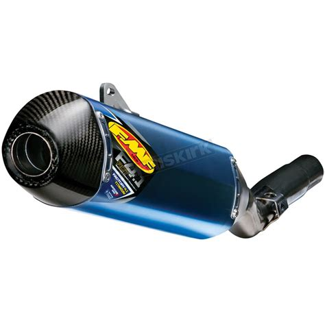 motocross bike parts fmf factory 4 1 rct muffler 044400 dennis kirk
