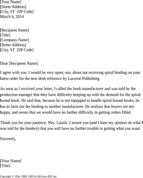 Business Apology Letter To Vendor apology letter to customer for problem caused by