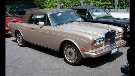 rolls royce corniche review rolls royce corniche low budget review