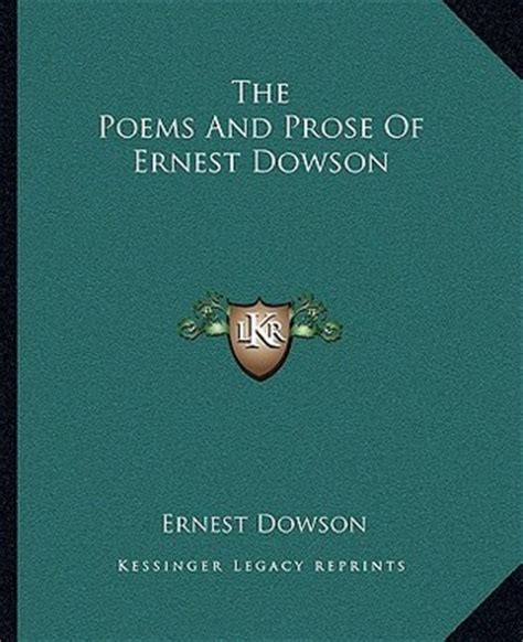 absinthe was ernest dowson the ripper books ernest dowson quotes quotesgram