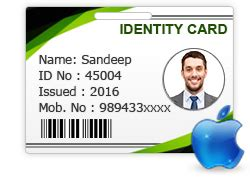 Id Card Design For Mac | id card designer for mac design and print multiple id