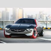 Opel GT Concept...