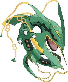 mega rayquaza by theangryaron on deviantart