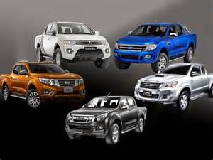 Isuzu Dmax Vs Ford Ranger Toyota Hilux Vs D22 Nissan Navara Review Autos Weblog