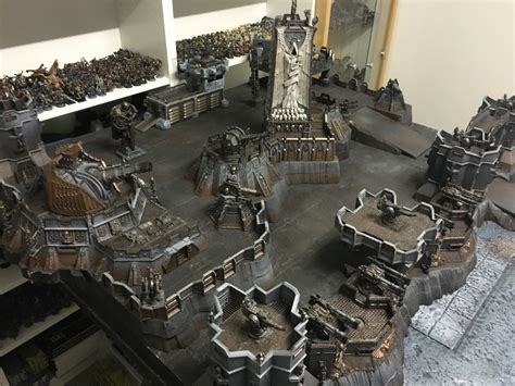 Decor Warhammer by 40k Forteresse Imp 233 Riale D 233 Cors Warhammer Forum