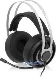 Steelseries Siberia Elite Black steelseries siberia elite black 7 1 surround sound gaming headset