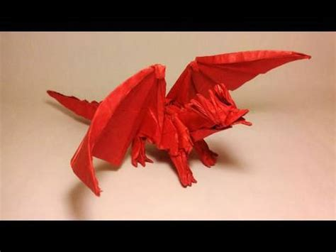 Origami Ancient Tutorial - ancient origami