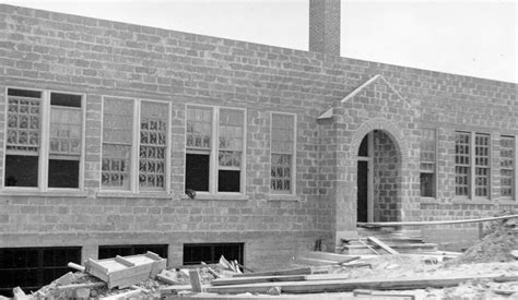 building a concrete block house project 577 district 1 construction of a concrete block