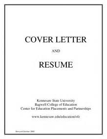 show exle of a cover letter exles of resumes the most important thing on your