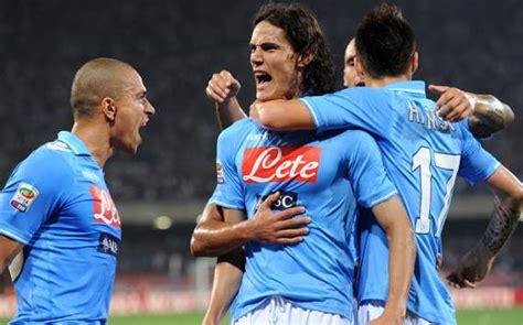 Napoli Home Musim Dulu cavani rindu kembali ke neples berita bola aneuk nanggroe