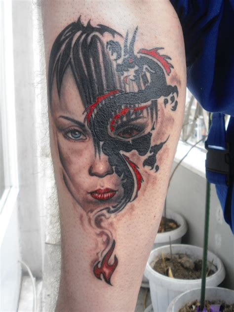m3 tattoo real by andreas m3 on deviantart