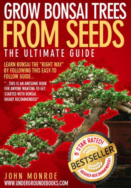 libro seeing seeds grow bonsai trees from seeds the ultimate guide by john monroe nook book ebook barnes