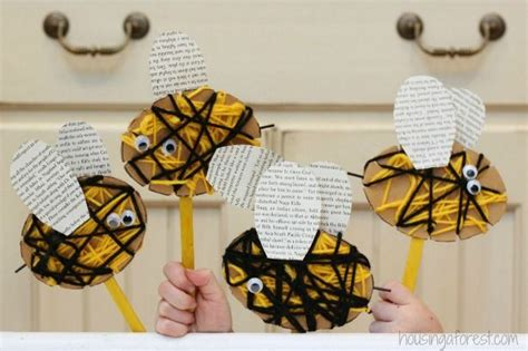 bee craft for