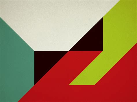 Wood Texture Painting - hard edge painting geometric abstraction by gary andrew clark oen