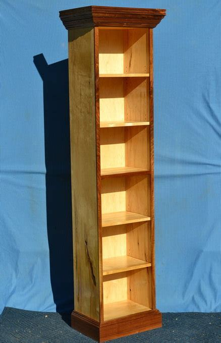 Solid Maple Bookcase Tall Bookcase Solid Maple By Damien Lumberjocks Com