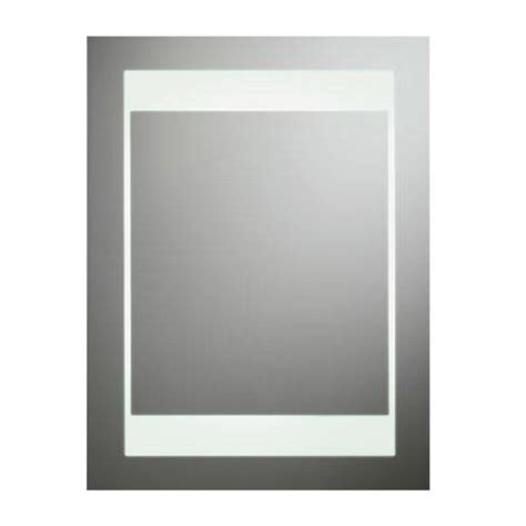 800mm bathroom mirror tavistock transform back lit bathroom mirror 600mm x 800mm