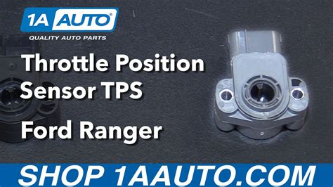 how to install tps how to install replace throttle position sensor tps 2001