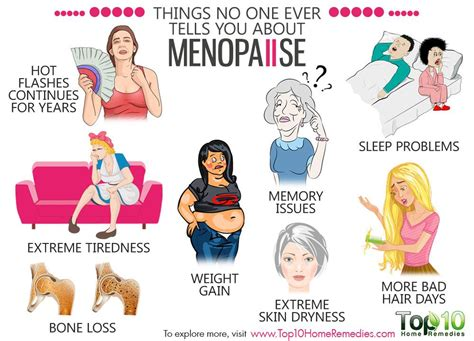 10 things no one ever tells you about haircuts 10 things no one ever tells you about menopause top 10