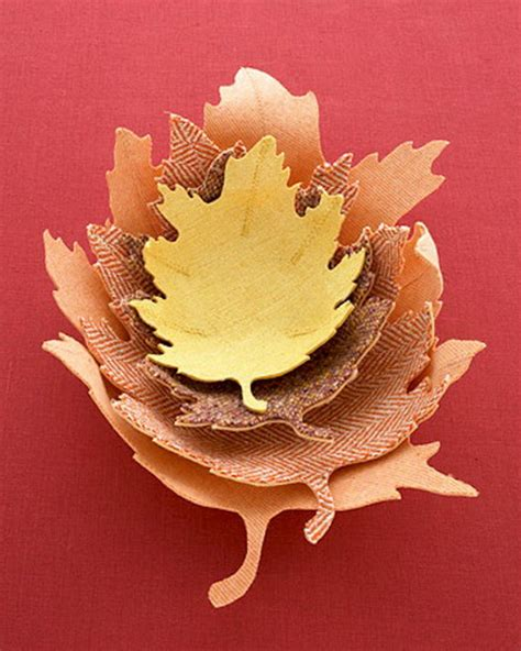 leaf crafts projects fall decor crafts easy fall leaf projects family