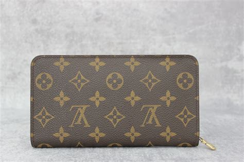 Wallet Louis Vuitton Indigo One Zipper louis vuitton monogram porte monnaie zippe zippered wallet at s consignment