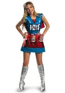 Sexy duffwoman costume halloween costumes 2017