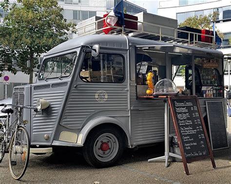 mobile h citroen type h mobile kitchen quot food truck quot 1 24 fs