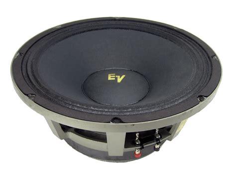 12l review electro voice 12 quot speaker evm 12l