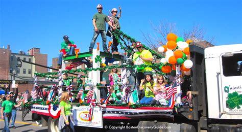 Boston Events Calendar Boston Event Calendar March 2018 St Patricks Parade