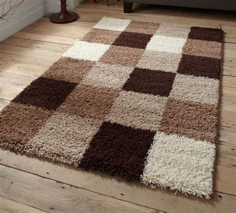 cheap black rugs sale brown beige green check squares damask black shaggy modern rugs sold cheap ebay