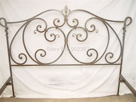 wrought iron bed king popular metal king beds buy cheap metal king beds lots