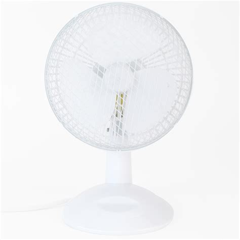 6 inch desk fan beldray 6 inch white desk fan beldray