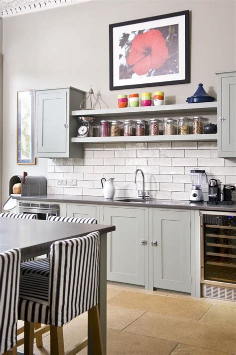 kitchen open shelves ideas 22 ideas for styling open kitchen shelves brit co