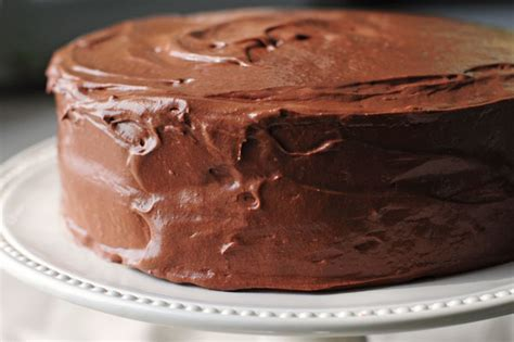 Malted Buttercream Chocolate Frosting Recipe   She Wears